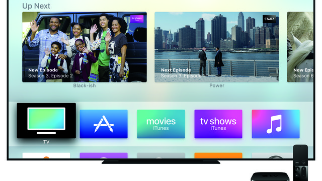 DirecTV Now Part of Apple's Single Sign-On for iOS and Apple TV