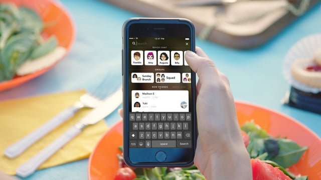 Snapchat Update Brings a Universal Search Bar, Nice Redesign