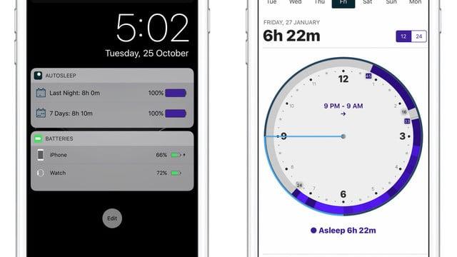 Apple Watch Users Can Easily Track Their Sleep Using AutoSleep
