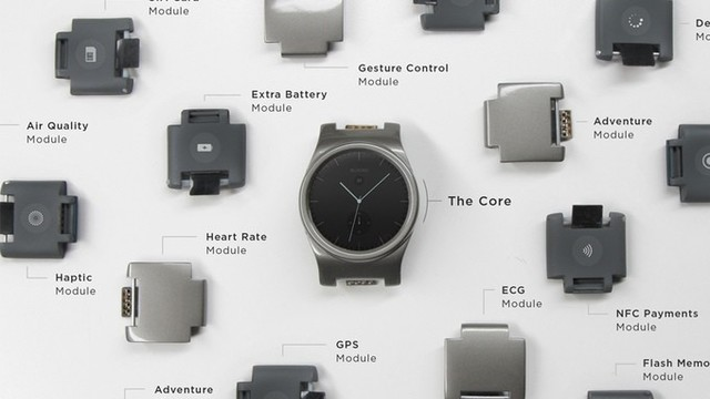 You Can Now Pre-Order The Blocks Modular Smartwatch