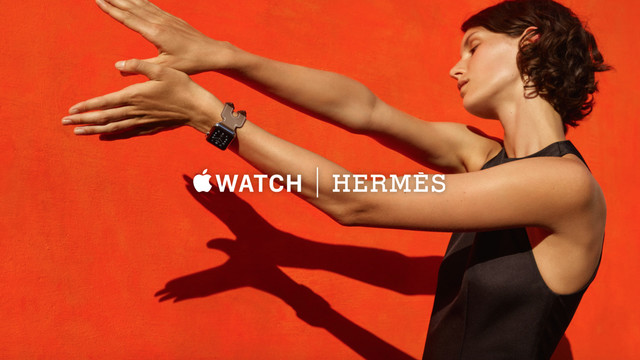 Apple Watch Hermés Series 2 Arrives Today