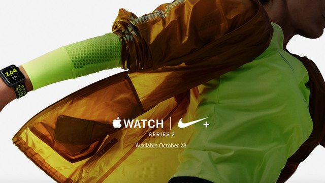 It's Official: Apple Watch Nike+ Available October 28