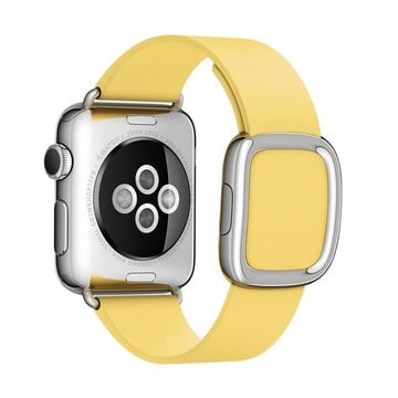 The Best Non-Apple Yellow The Best Replica Modern Buckle Apple Watch Band