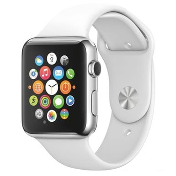 The Best Non-Apple White The Best Replica Apple Watch Sport Apple Watch Band