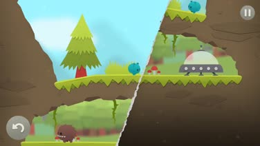 Tear the World Apart to Get Cute Aliens Home in Splitter Critters