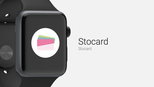 Stocard Stores Your Loyalty Cards on the Apple Watch